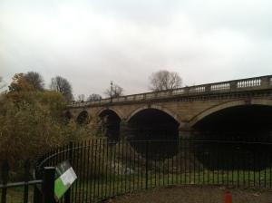 Bridge in Hyde Park