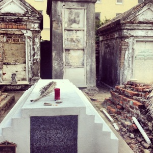 St. Louis Cemetery 1